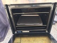 Beko cooker DIF243X 2.3kw Fan assisted good condition