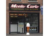 Counter Assistant- MONTE CARLO