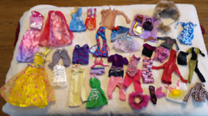 BARBIE & Smaller CLOTHING