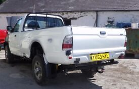 Mitsubishi L200 4Wk Pick Up in emaculate condition