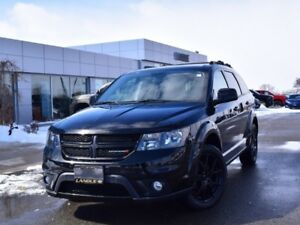 2016 Dodge Journey Limited  V6-ONE OWNER-LOW KMS