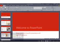 MICROSOFT OFFICE 2016 PRO PC 32/64