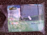 Weather proof and UV resistant screening NEW