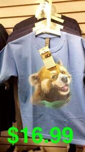 Saskatoon Forestry Farm Paws Inn Gift Shop Merchandise!