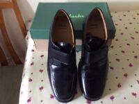 Gents size 10G Clarke shoes