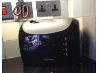 Morphey Richards 2-slice toaster