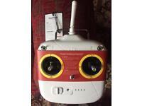 DJI Phantom 2 upgraded remote