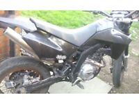 125cc Honda motorbike £300 will swap for a car quad motorbike pit bike moped automatic scooter