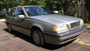 1996 Volvo 850 GLE Berline