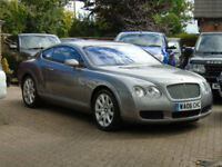 2006 06 Reg Bentley Continental 6.0 Auto GT