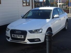 AUDI A4 SE 1.8TFSI for Sale North Wales