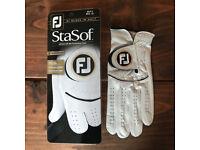 BRAND NEW! FootJoy StaSof Golf Glove. Mens - Large Left