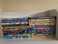 Kids dvds perfect working order