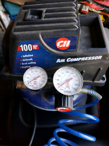 Compressor and other tools