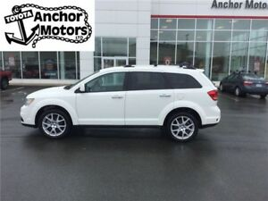 2016 Dodge Journey R/T 4X4/LEATHER/POWER SEATS/BLUETOOTH