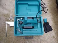 Rolson Electric Planer, good condition, with carry case