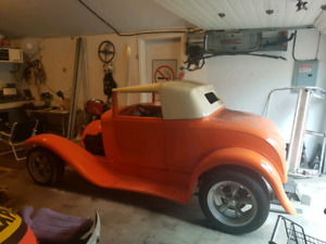1931 ford hotrod with ownership