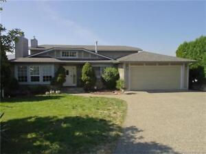 4404 Wellington Dr, Vernon BC - Gorgeous Home in East Hill!
