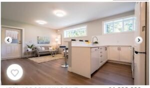 1695 / 1br - 650 sq ft - Brand New basement suite in a New House