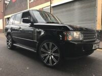 Land Rover Range Rover 2007 4.2 V8 Supercharged Vogue SE 5 door AUTO, FULLY LOADED, SAT NAV, TV, FSH
