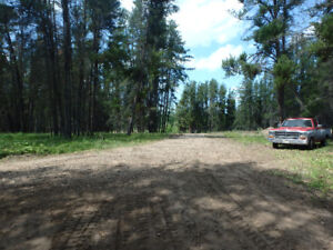 Acreage for sale - 3.5 hours from Ft Mac 1 hour from Edmonton