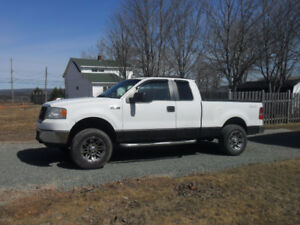 2008 Ford F-150 4x4 Sell OR Trade