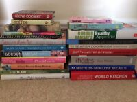 Cookery / Recipe books for sale