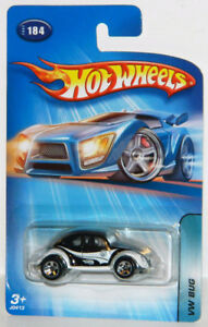 Hot Wheels 1/64 VW Bug Kar Keepers Diecast Car