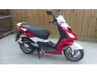 Peugeot speedfight 3 2013 scooter moped 2 stroke
