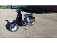 1962 Lambretta Li25 Scooter - Excellent condition