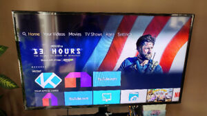 Samsung 60 inch LED TV + Stand (NEW CONDITION CHEAP)