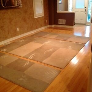 Debbie Travis Home Collection Area Rug and Runners