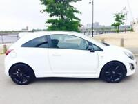 VAUXHALL CORSA 1.2 LIMITED EDITION 3d 83 BHP (white) 2013