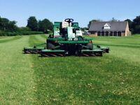 Gardening / grounds maintenance