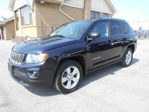 2011 JEEP Compass North Edition 2.4L Automatic FWD 105,000KMs