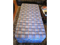 Single bed with storage for sale