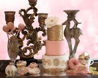 Halal custom wedding cake cupcake favour decor candy party