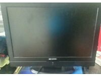 """Acoustic Solutions 22"""" TV with freeview model:LCDW2295f"""