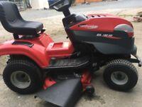 Castle garden lawn tractor