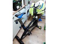 Rodger Black Spin Bike