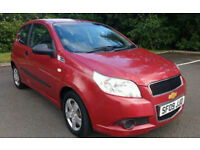 +ONLY 39000 MILES+ 2009 Chevrolet Aveo 1.2 S (i10, Yaris, Corsa, Fiesta, Micra, Aygo)
