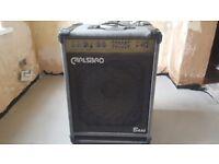 Carlsbro cobra 90 bg bass amp