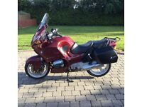 BMW RT1100 1999 same owner from new full history 6000 miles