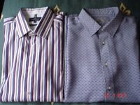 MARKS & SPENCER SHORT SLEEVE SHIRTS