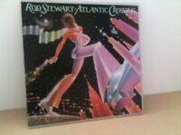 Rod Stewart vinyl LP - Atlantic Crossing