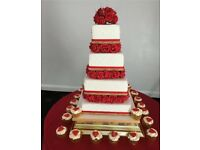 **URGENT ICING AND WEDDING CAKE DECORATORS REQUIRED*