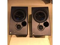 KEF 70W Bookshelf Speakers £50