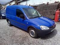 2004 Vauxhall Combo 1.7Di 2000