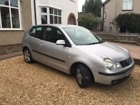 Volkswagen Polo in good condition for age and mileage, full service history and MOT