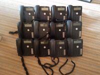 Job Lot of 42 x Snom D710 VoIP Office Desk Phones. PoE, Corded, IP.